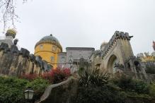 Sintra vakantie stedentrip - Lissabon Portugal IMG_6