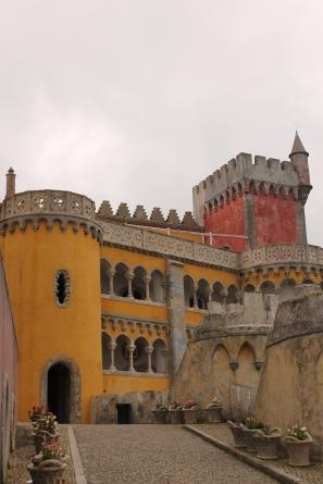 Sintra vakantie stedentrip - Lissabon Portugal IMG_4554