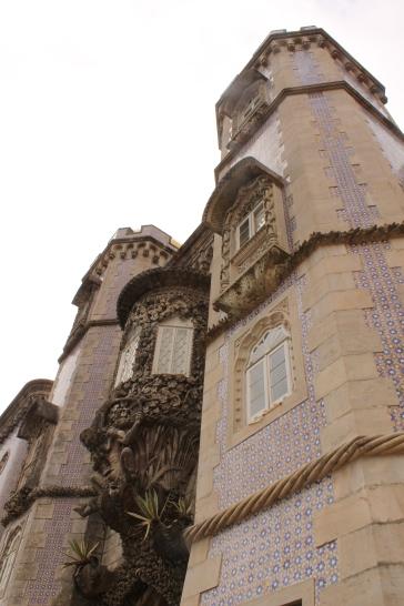 Sintra - vakantie stedentrip - Lissabon Portugal IMG_6388