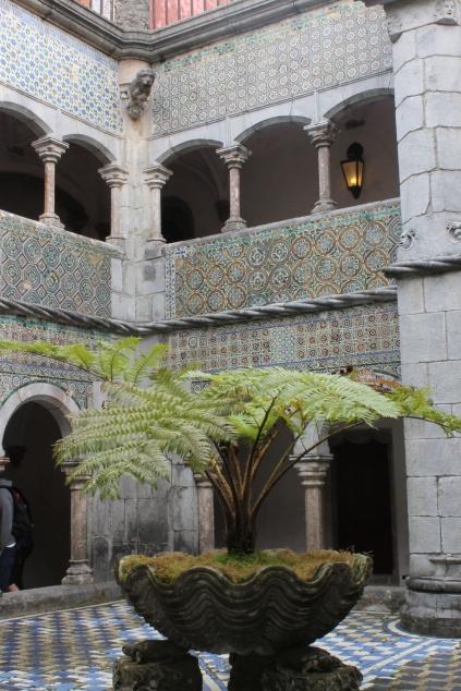 Sintra - vakantie stedentrip - Lissabon Portugal IMG_6389