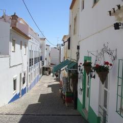 villa-burgau-straatjes vakantie