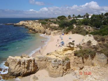 albufeira vakantie algarve portugal 123