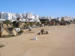 praia-da-rocha-portimao-algarve strandvolleybal vakantie boeken 2