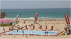 praia-da-rocha-portimao-algarve strandvolleybal vakantie boeken