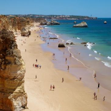 praia-da-rocha-portimao-algarve vakantie boeken