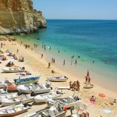 Benagil-grot portugal vakantie algarve 2