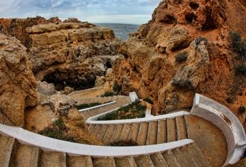 Benagil-grot portugal vakantie algarve 44