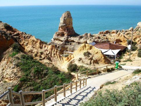Benagil-grot portugal vakantie algarve 5