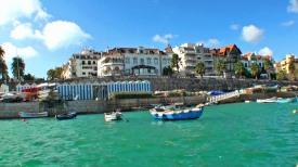 estoril-vakantie portugal strand 2