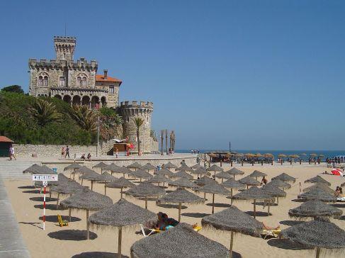 estoril-vakantie portugal strand