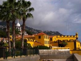 FORT op Madeira - vakantie portugal