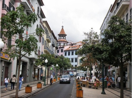 -Funchal_Madeira_vakantie portugal last minute