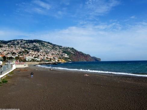 Madeira-AIDA-diva-Strand-von-Funchal