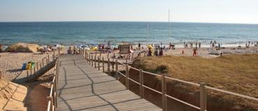 Praia dos Salgados - mooi strand albufeira
