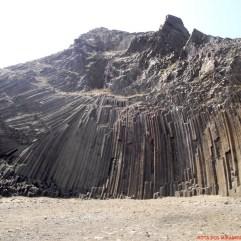 Madeira Porto Santo vakantie rotsen