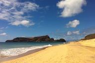 porto santo beach - vakantie madeira portugal 8