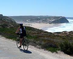 sagres algarve vakantie vuurtoren cabo vicente fietsen