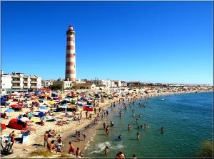 barra strand portugal vakantie 2