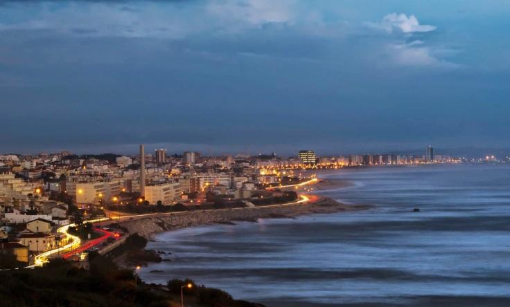 figueira-da-foz-strand zonvakantie portugal 2