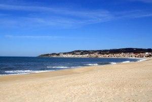 figueira-da-foz-strand zonvakantie portugal