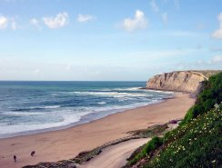 praia azul portugal vakantie 2