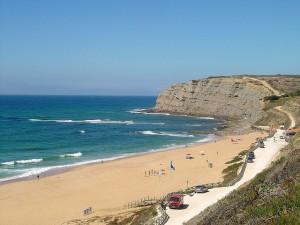 praia azul portugal vakantie