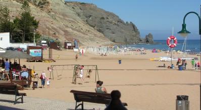 praia da luz - algarve vakantie strand 3