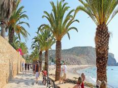 praia da luz - algarve vakantie strand 4 5