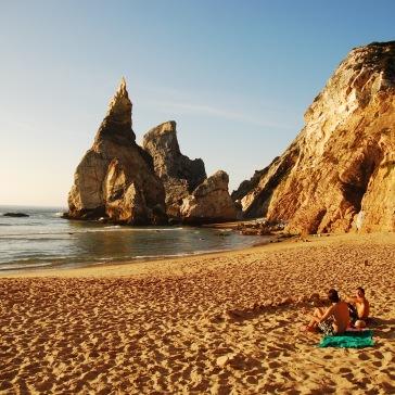 praia da ursa vakantie portugal 2