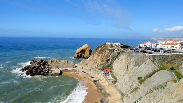 Torres Vedras - Santa Cruz, Praia Formosa vakantie portugal 444