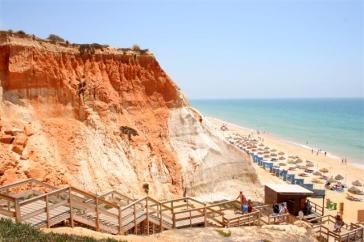 falesia strand portugal