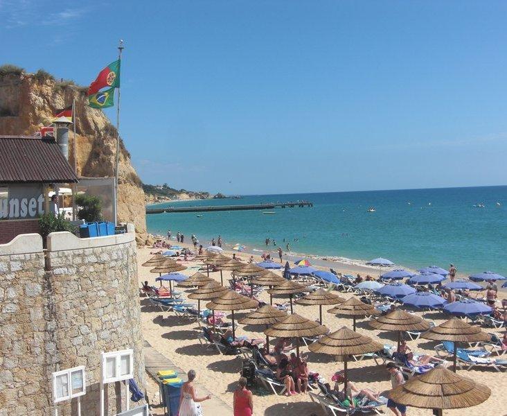 Mooiste stranden -Praia_do_Tunel-albufeira algarve vakantie