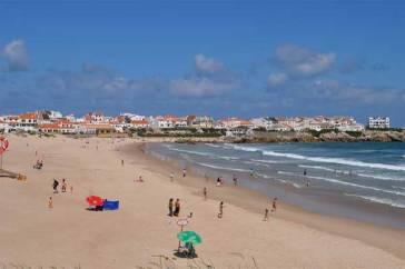Baleal-strand portugal vakantie