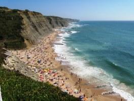 praia do magoito reis naar portugal strandvakantie