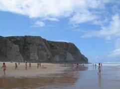praia grande colares portugal vakantie strand 1