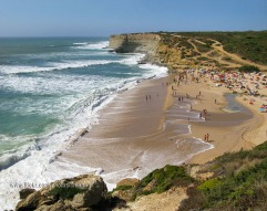Praia-Ribeira-d-Ilhas-Ericeira- strandvakantie portugal