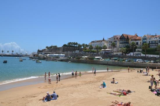 ribeira-beach centrum cascais lissabon costa lisboa strand vakantie 1
