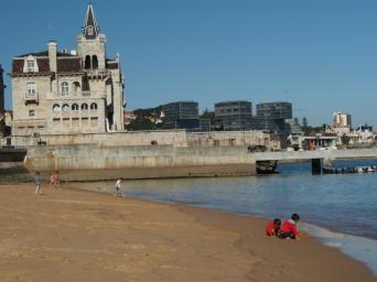 ribeira-beach centrum cascais lissabon costa lisboa strand vakantie 11