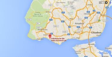 strand pedro estoril vakantie portugal
