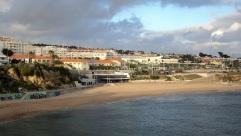 strand sao pedro estoril vakantie portugal