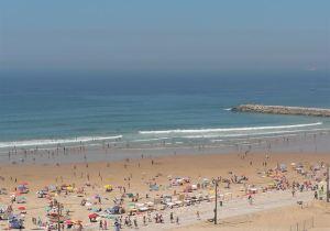Costa de Caparica - vakantie lissabon costa lisboa portugal