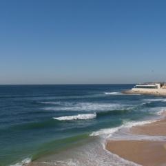 costa lisboa stranden lissabon