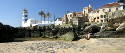 SantaMarta strand portugal