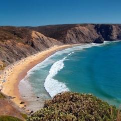 Praia da Arrifana - mooi strand algarve portugal vakantie - foto 1