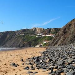 Praia da Arrifana - mooi strand algarve portugal vakantie - foto 3