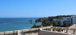 Praia Dona Ana- lagos vakantie strand Algarve Portugal vakantie 2