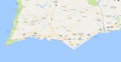 quarteira vakantie algarve portugal stranden 1