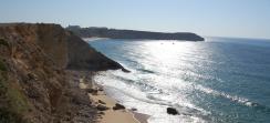 quarteira vakantie algarve portugal stranden 123