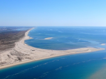 Praia da Armonastrand vakantie algarve portugal 1