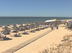 Praia de -Garrao-Villas-vakantie portugal Algarve - mooi strand 12
